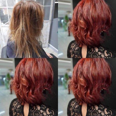 Transformation coiffure morpho intuitive à Roanne